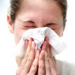 Аллергический ринит.