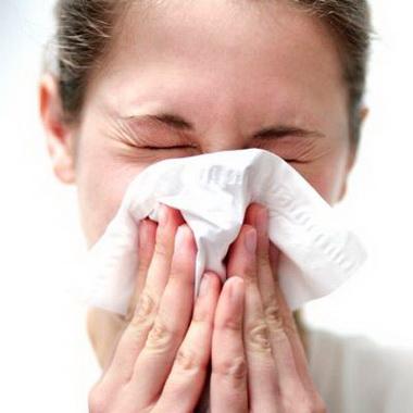 Лечение аллергических ринита, ларинготрахеита, бронхита