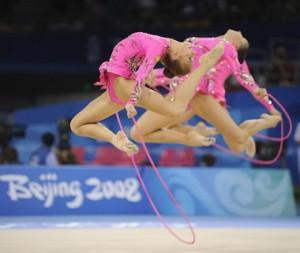 Гимнастика.
