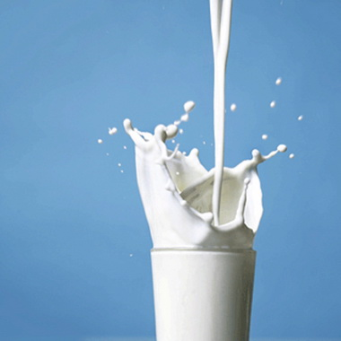 Молока слишком много