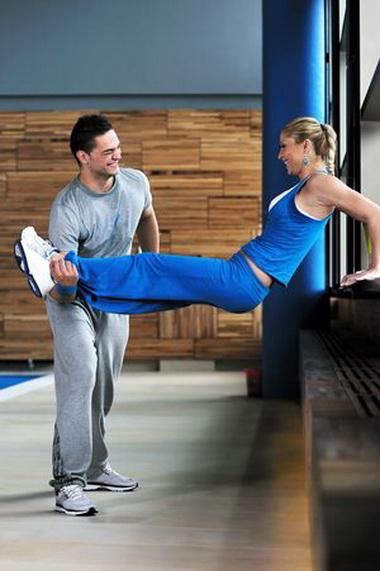 Полезны ли для позвоночника занятия физкультурой?