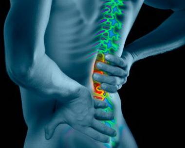 Почему после ОРВИ болит спина?