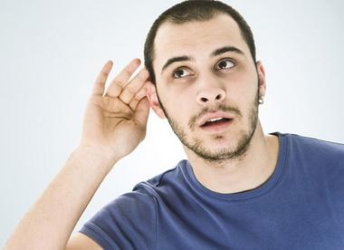 Ослабленный слух