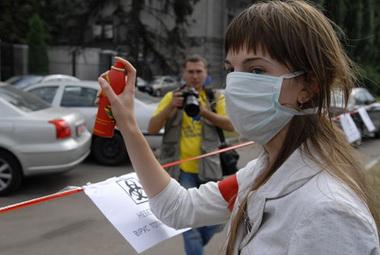 Подготовка к наступлению вирусов